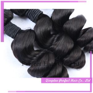 Hair Wefts in Stock Different Types of European Hair Extensions pictures & photos