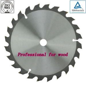 Professional Tungsten Carbide Tipps Circular Saw Blade for Wood pictures & photos
