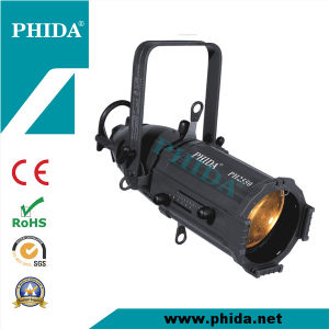 750W High-Brightness 25~50deg Zoom Stage Spotlight, Source Four, Image Spot Light, Gobo Projector