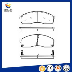 Hot Sale Auto Brake Systems Car Brake Pads for Korea Car pictures & photos