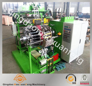 BTU Tyre Building Machine for Bladder Turn-up pictures & photos