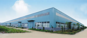 Low Cost Prefabricated Steel Construction Workshop Frame Warehouse pictures & photos