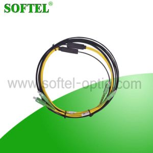 Sc/APC Drop Cable Patch Cord in Fiber Optic Equipment pictures & photos