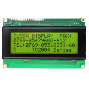 FSTN Cog LCD Display Module Characters and Graphics pictures & photos