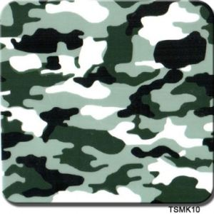 Tsautop 0.5m Hydrographics Dipping, Water Trasfer Printing Film Camouflage Pattern pictures & photos