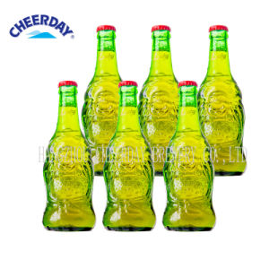 Abv4.8% 330ml OEM Alcoholic Drinks Lucky Beer with Bottle pictures & photos