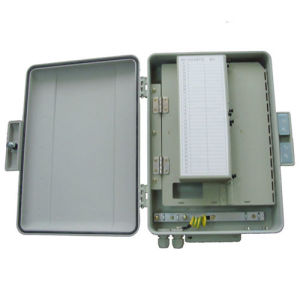 32 Core SMC Fiber Splitter Box pictures & photos
