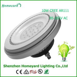 3030 10W Scale LED Spotlight/AR111