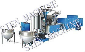 Automatic Jelly Candy Depositing Line pictures & photos