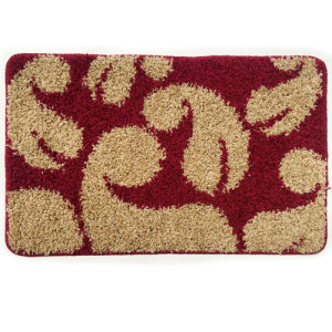 Red Series PP Frizzy Home Hotel Door Mat