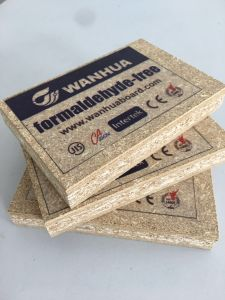 Grade E0 Healthy Particle Board Formaldehyde-Free MDF Board pictures & photos