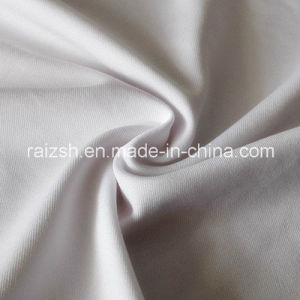 Milk Silk Fabric Bleached Polyester Spandex Jersey Sofa Fabric pictures & photos