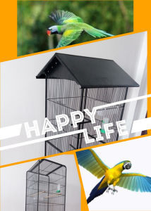 High Quality Metal Bird Cage pictures & photos