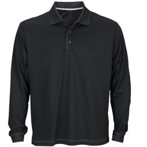 Mens 100% Polyester Dry Fit Polo Shirt pictures & photos