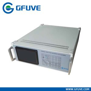 Gfuve Lightweight 120A Portable Three Phase Current Source and Voltage Source with RS232 pictures & photos
