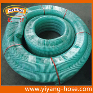 High-Strength PVC Corrugated Suction Hose pictures & photos