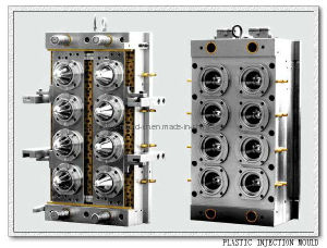 Experienced High-Quality Precision Plastic Injection Mould for Electric Part (WBM-2012001)