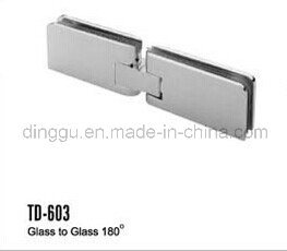 Stainless Steel Shower Hinge for Shower Room Td-603 pictures & photos