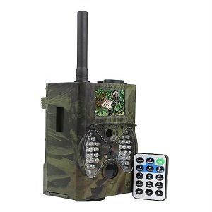 12MP 1080P MMS GPRS Trail Camera Hidden MMS Hunting Camera (HC300M)