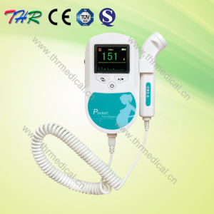 Hot Sales! Medical Portable Fetal Doppler pictures & photos