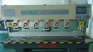 Acrylic Diamond Polishing Machine & Plastic Edge Finishing Machine pictures & photos