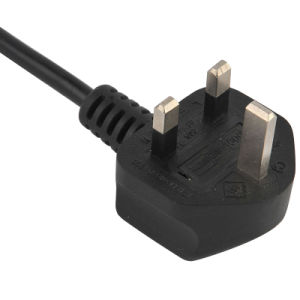UK Standard Bs Power Cord pictures & photos