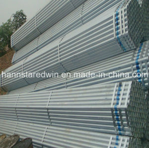 Galvanized Steel Pipe/Seamless Steel Tube Use on Building and Industry pictures & photos