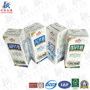 Aseptic Brick Carton From 125ml to 1000ml pictures & photos