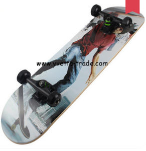 Skateboard with En13613 Certification (YV-3108-2) pictures & photos