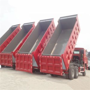 HOWO 6X4 336HP Dumper Truck Sinotruk (ZZ3257N3647B) pictures & photos