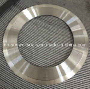 Good Quality Serrated Kammprofile Gaskets (SUNWELL) pictures & photos