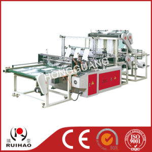 Double-Layer Six-Line Bottom Sealing Bag Making Machine pictures & photos