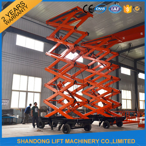 100-1000kgs Load Capacity Mobile Suspended Platform pictures & photos