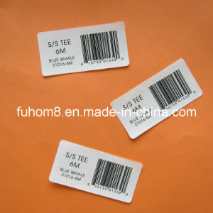 Custom Barcode Sticker Label (sheet or roll) pictures & photos