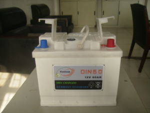 Lead Acid Car/Truck with Mf Battery Dry Charged Battery pictures & photos