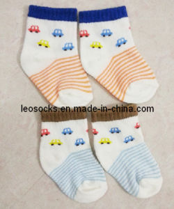 Beautiful Baby Cotton Socks From China Socks Factory pictures & photos
