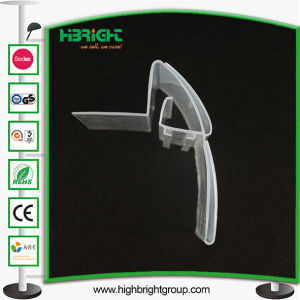 Supermarket Plastic PVC Price Tag Holder for Shelves pictures & photos