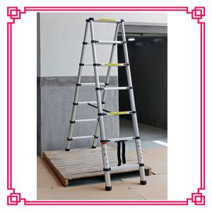 Aluminum Folding Step Stool Dlt506 pictures & photos