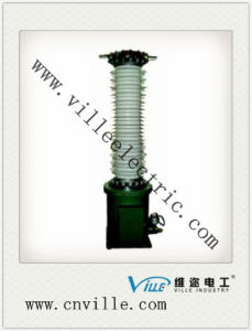 Sf6 Gas-Insulated Voltage Transformer Vt pictures & photos