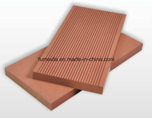 Best Quality Solid WPC Decking Board pictures & photos