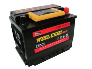 Storage Battery/N60 12V60ah Mf Car Battery/Starting Car Battery pictures & photos