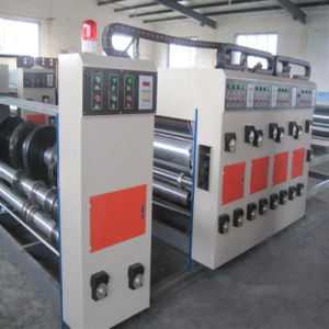 2 Colors Water Ink Carton Printing Machinery pictures & photos