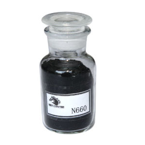 Rubber Chemical Carbon Black High Quality Black Carbon (N660) pictures & photos