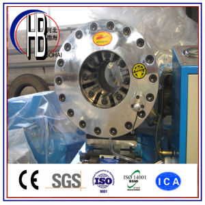 High Pressure Ce Approved 1/4′′~2′′ Hose Crimping Machine pictures & photos