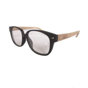 Wood Glasses, Wood Frame Eyeglasses (LM-9202)