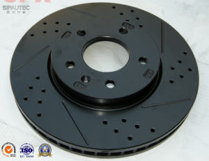High Quality, Low Price, Factory Wholesale, Brake Disc Brake Rotors OEM No. D8rz1125A; D8rz1125b; D8rz1125c; D8rz1125D Brake Disc, Rotos for Ford. Decromet. pictures & photos