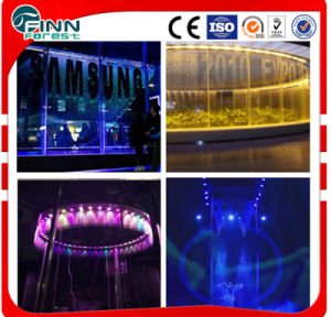Indoor Water Curtain Water Digtal Fountain with Wish and Log Print pictures & photos