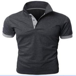 Men Custom Spandex Polo Shirt pictures & photos