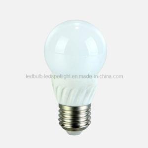 Zarowka LED 35 SMD3014 E27 230V 4W Biala Ciepla Globe pictures & photos