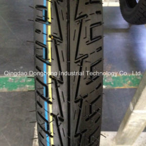 Motorcycle Scooter Tubeless Tyre 100/90-10 pictures & photos
